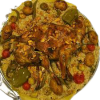 cooked تيس  مطبوخ